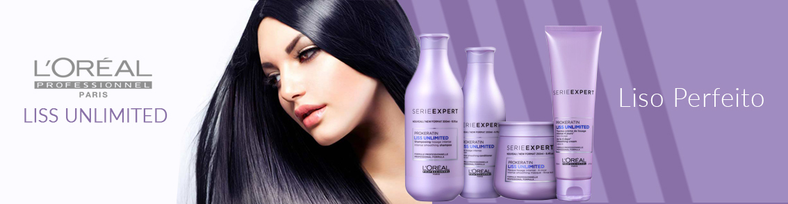 84cf38dab Liss Unlimited L'oreal | Liss Unlimited L'oreal