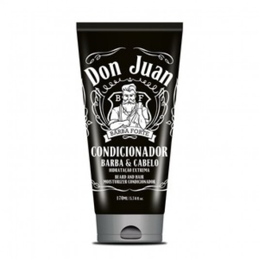 Don Juan Barba Forte Condicionador 170 ml