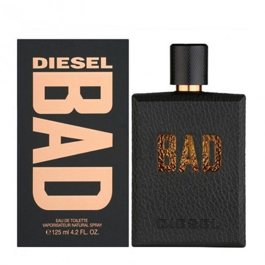Diesel Bad Masculino Eau de Toilette 125 ml
