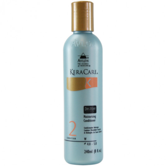 Avlon Keracare Dry & Itchy Scalp Condicionador Anti Oleosidade 240 ml