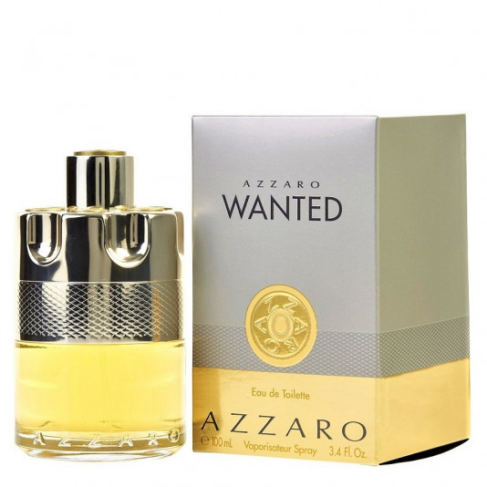 Azzaro Wanted Masculino Eau de Toilette 100 ml