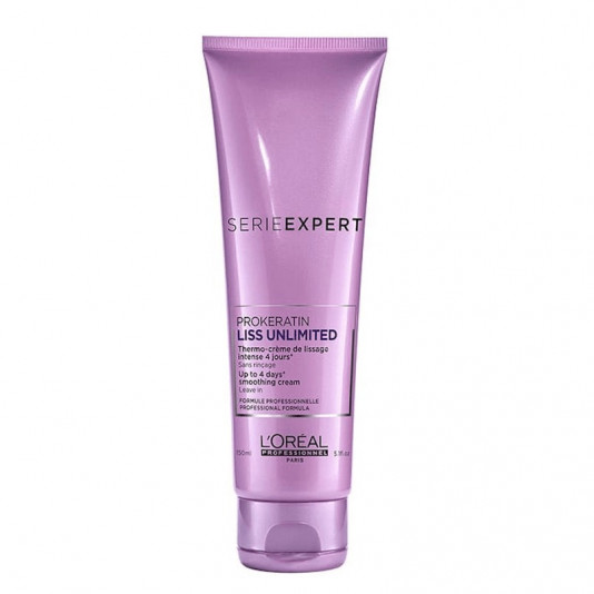 L'Oreal Liss Unlimited Creme de Pentear Leave-In 150 ml