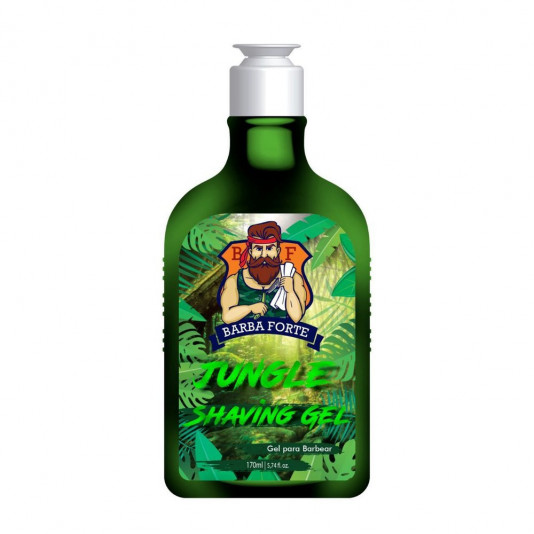 Barba Forte Jungle Shaving Gel 170 ml