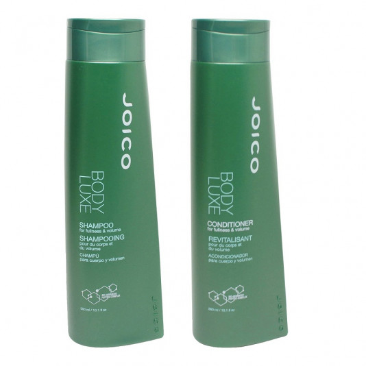 Joico Body Luxe Shampoo Kit 300 ml e Condicionador 300 ml