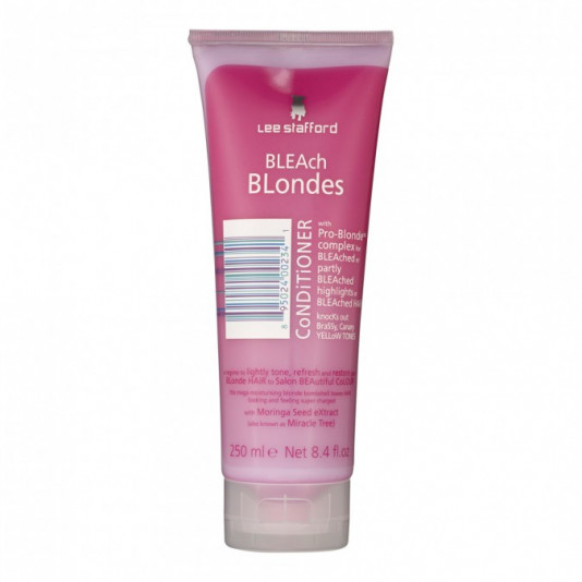 Lee Stafford Bleach Blondes Condicionador 250 ml