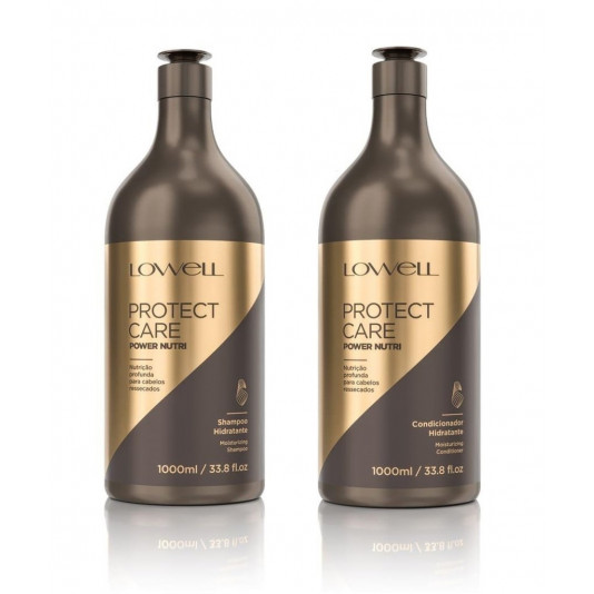 Lowell Protect Care Power Nutri Kit Duo Profissional (2x1l)