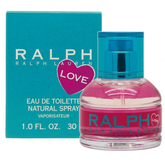 Ralph Lauren Love EDT Feminino 30 ml