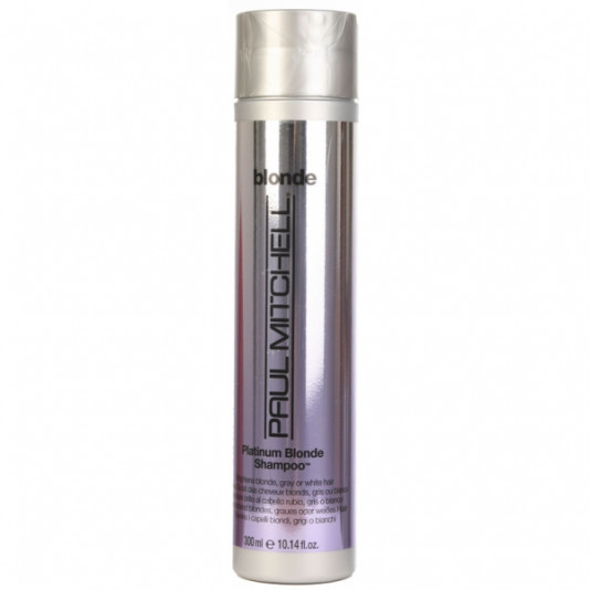 Paul Mitchell Forever Blonde Platinum Blonde Shampoo 300 ml