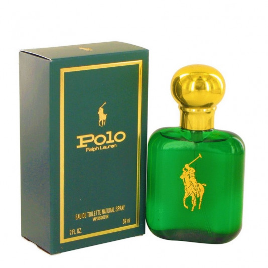 Ralph Lauren Polo Green Masculino Eau de Toilette 59 ml