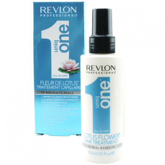 Revlon Professional Uniq One All In One Lotus Flower Hair Treatment 150 ml