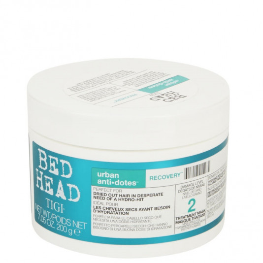Tigi Bed Head Urban Antidotes Recovery Máscara 200 g