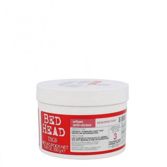 Bed Head Tigi Urban Anti+dotes Resurrection - Máscara 200g
