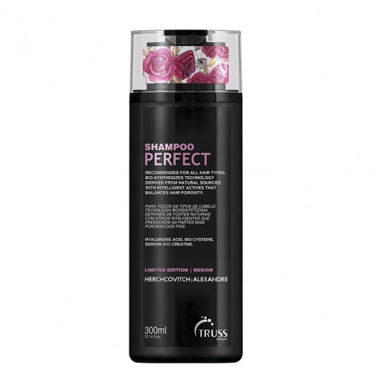 Truss Perfect Alexandre Herchcovitch Shampoo 300 ml
