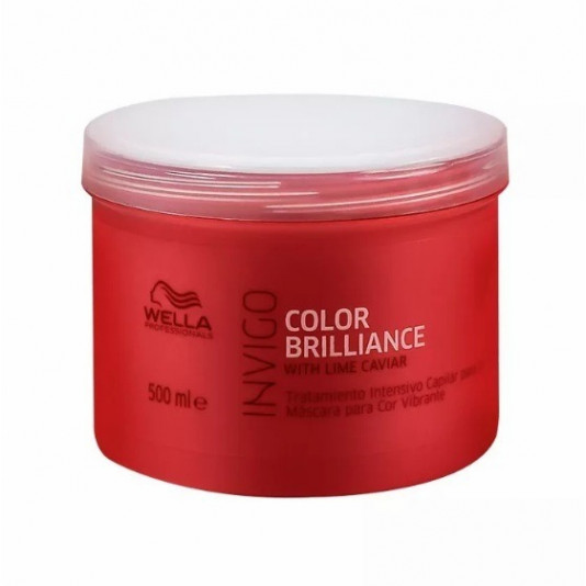 Wella Professionals Invigo Color Brilliance Máscara 500 ml