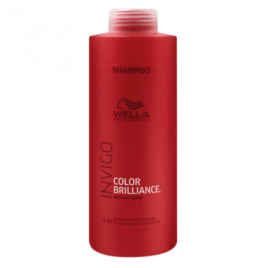 Wella Professionals Invigo Color Brilliance Shampoo 1 litro