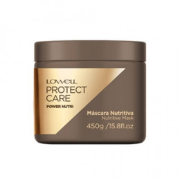 Lowell Protect Care Máscara 450 gr