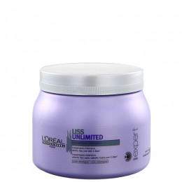 L'Oreal Liss Unlimited Máscara 500 g