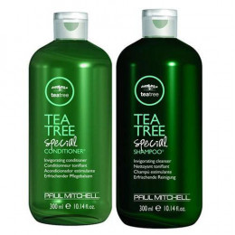 Paul Mitchell Tea Tree Special Shampoo 300 ml e Condicionador 300 ml