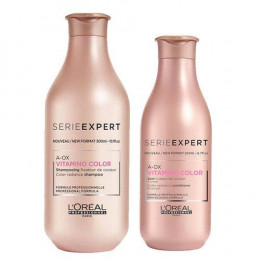 L'oreal Vitamino Color A-OX Shampoo 300 ml  e Condicionador 200 ml