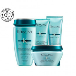 Kit Kérastase Force Architecte Shampoo 250ml + Condicionador 200ml + Máscara 200ml + Leave-in 150ml