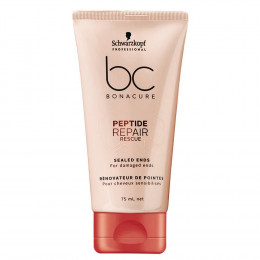 Schwarzkopf Bonacure Peptide Repair Rescue Sealed Ends 75 ml