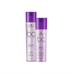 Schwarzkopf Bc Keratin Smooth Perfect Kit Micellar Shampoo (250ml) E Condicionador (200ml)