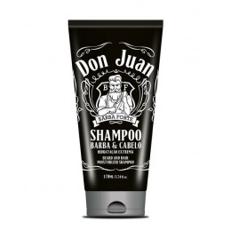 Don Juan Barba Forte Shampoo 170 ml