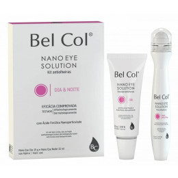 Bel Col Nano Eye Solution Kit Antiolheiras 15 gr