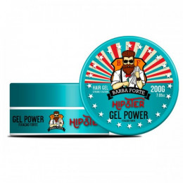 Barba Forte Hipster Gel Power 60 gr