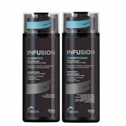 Kit Truss Infusion Shampoo 300 ml e Condicionador 300 ml