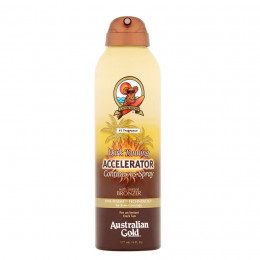 Australian Gold Dark Tanning Accelerator Continuous Spray 177 ml