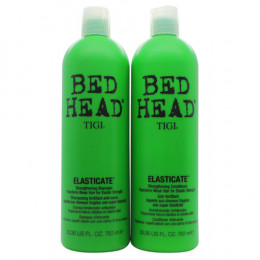 Tigi Bed Head Elasticate Kit Shampoo 750 ml e Condicionador 750 ml