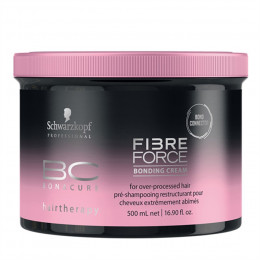 Schwarzkopf Máscara Bc Bonacure Fibre Force Bonding Cream 500ml