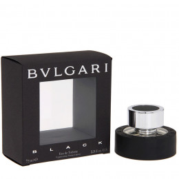 Bvlgari Black Unissex Eau de Toilette 75 ml