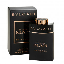 Bvlgari Man In Black Masculino Eau de Parfum 100 ml