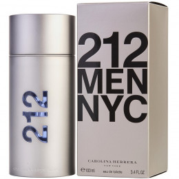 Carolina Herrera 212 Men NYC Eau de Toilette 100 ml