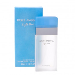 Dolce & Gabbana Light Blue Feminino Eau de Toilette 50 ml