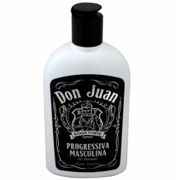 Don Juan Barba Forte Progressiva Masculina 300 ml
