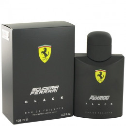 Ferrari Black Eau de Toilette 125 ml