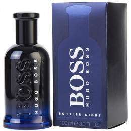 Hugo Boss Bottled Night Masculino Eau de Toilett 100 ml