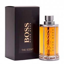 Hugo Boss The Scent Masculino Eau de Toilette 50 ml