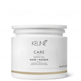 Keune Satin Oil Máscara de Tratamento 200 ml