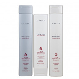 L'anza Healing Color Care Kit Silver (3 Produtos)