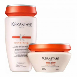 Kit Kerastase Nutritive Magistral Bain 250ml + Masque 200g