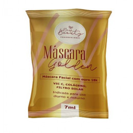 New Beauty Máscara Golden 7 ml