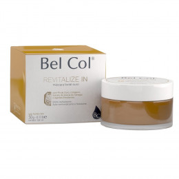 Bel Col Revitalize IN Máscara Facial Ouro 50 gr