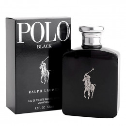 Ralph Lauren Polo Black Masculino Eau de Toilette 125 ml