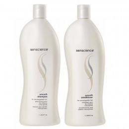 Senscience Smooth Kit Shampoo 1 Litro e Condicionador 1 Litro