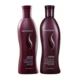 Senscience True Hue Kit Shampoo 300 ml e Condicionador 300 ml