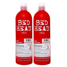 Kit Tigi Bed Head Resurrection Shampoo 750ml e Condicionador 750ml
